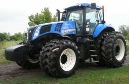 Запчасти Трактора New Holland